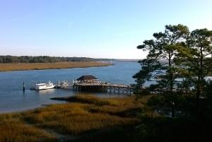 Marsh from the Bridge
