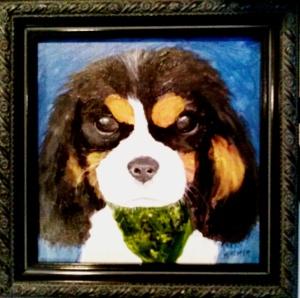 Oliver Framed