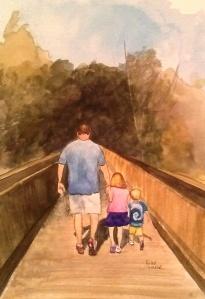 """""""Walking the Boardwalk"""""""
