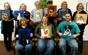 Paint Your Pet Workshop Jan 18