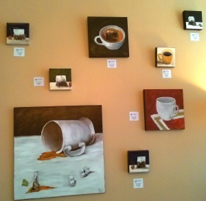 Art at Shenandoah Confections