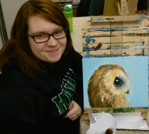 Logan's Owl