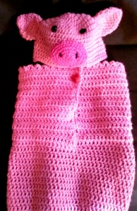 Little Pig Cocoon