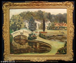 Painting kept in an attic for 30 years because the owner did not like it has turned out to be the work of Sir Winston Churchill. Read more: http://www.dailymail.co.uk/news/article-1054563/Unloved-Winston-Churchill-painting-dumped-attic-30-years-sell-150-000-auction.html#ixzz2zTM9aPJM
