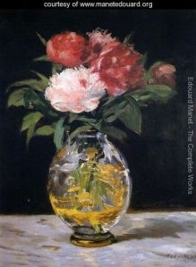 Bouquet of Flowers Edouard Manet