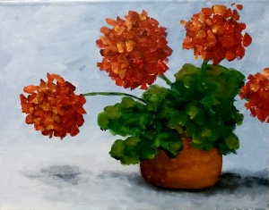 First Saturday Paint Party - April 5th