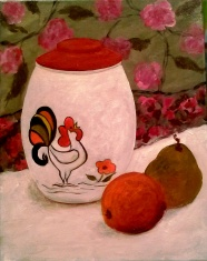Cookie Jar Painting