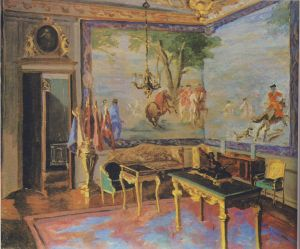 The Marlborough Tapestries at Blenheim by Winston Churchill