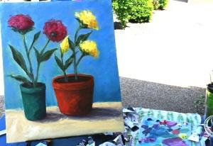 4 - Flowers In