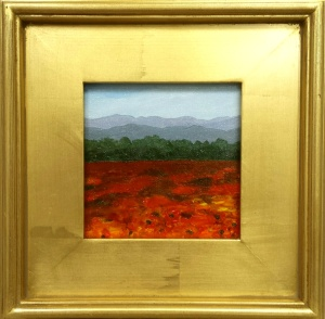 Valley Poppies I