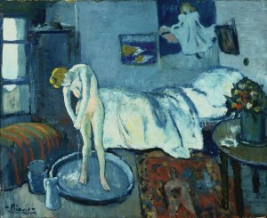 The Blue Room Picasso