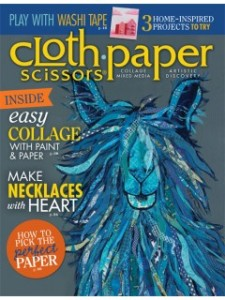 Susannah Raine-Haddad's magazine cover
