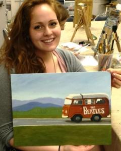 Emily's VW Bus