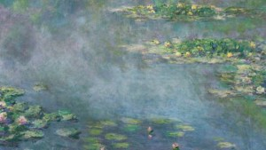"Monet's ""Nympheas"", 1906"