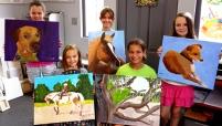 Art Camp July Pic