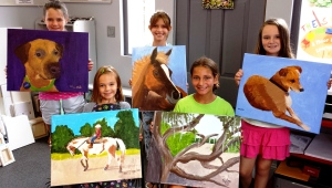Art Camp July Pic