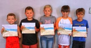 Kids Class Beach