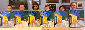 Art Campers & Van Gogh