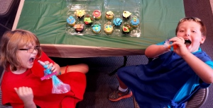 Cupcake Decorating 2