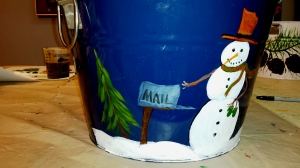 Kelly's Snowman 1