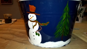 Kelly's Snowman 2
