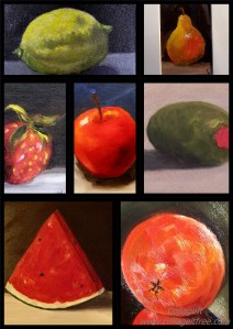 Fruit Collage 1