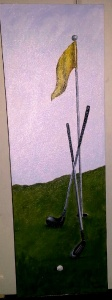 golf paintng 1