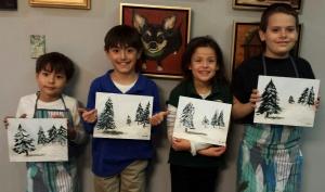 Kids Class Dec 10