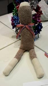 Sock Monkey Class 3