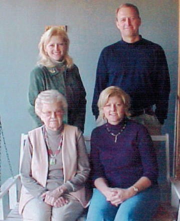 Big Mama, Sister, Brother and me