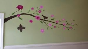 Mural for Odalys 1