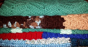 Stash Buster 1 Blankets