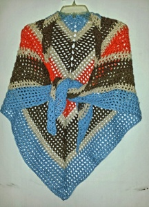 Summer Cotton Shawl