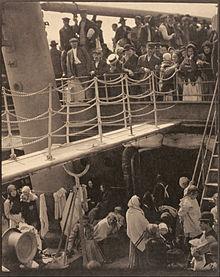 Steerage, Alfred Stieflitz