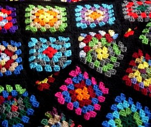 Traditional Granny Squares