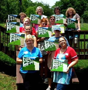 CITR Retreat June 2015 Painting