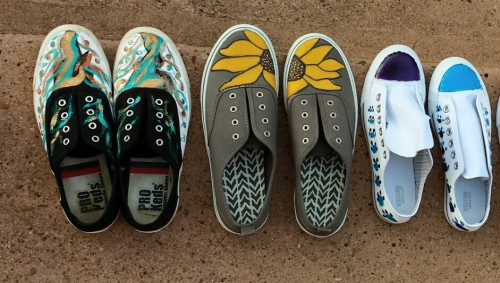 Painted Kicks 2