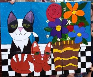HSWC Feline Team's project