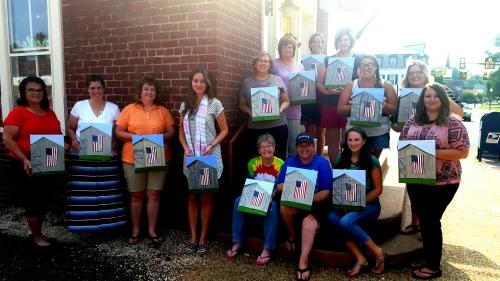 Fundraiser Paint Party