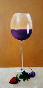 Mary's Wine Glass