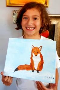 Sophia's Fox