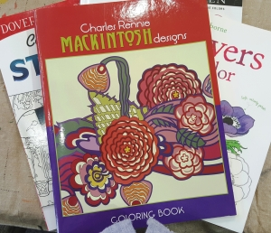 Coloring Books from Royal Oak Book Store