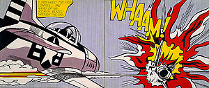 300px-Roy_Lichtenstein_Whaam