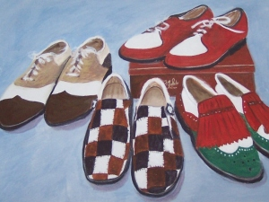 Golf Shoe Collection