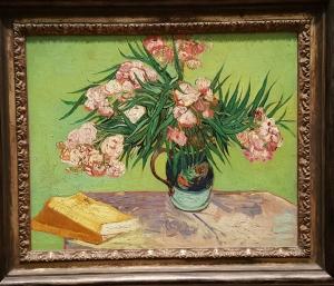 Van Gogh's Oleanders