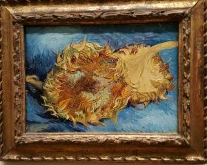 Van Gogh's Sunflowers