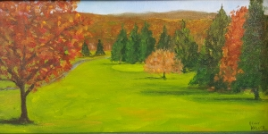 Shenandoah Valley Golf Course View II