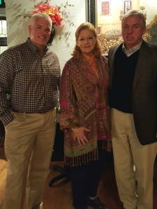 Rick Novak, Kellly Walker and Jeff LeHew