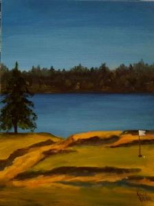 Chambers Bay Golf Course, Tacoma, WA