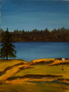 Chambers Bay Golf Course, Tacoma, WA